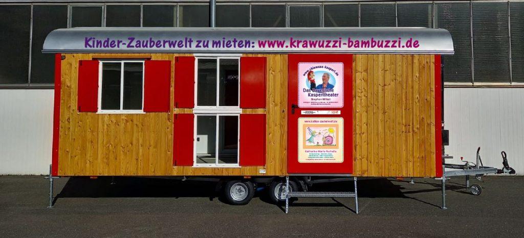 Kinder-Zauberwelt zu mieten: www.krawuzzi-bambuzzi.de